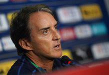 Roberto Mancini su Mario Balotelli e il buon momento dell'Italia