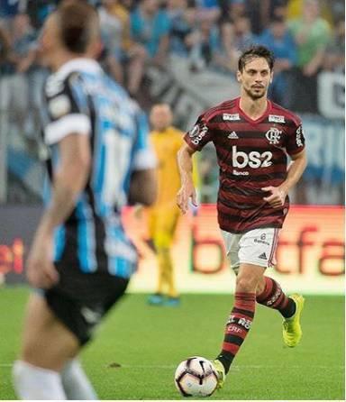 Rodigo Caio centrale difensivo del Flamengo che piace al Barcellona