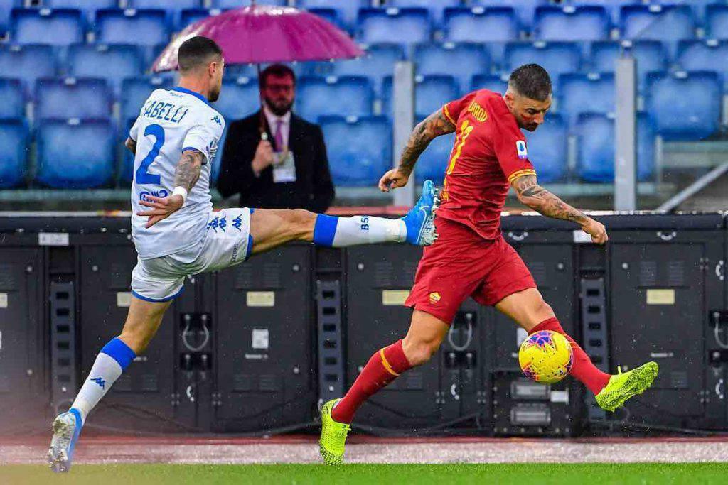Roma-Brescia highlights e sintesi partita