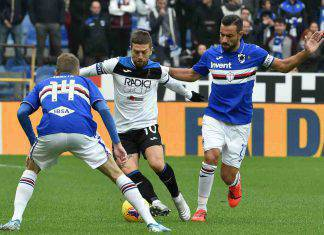 Sampdoria-Atalanta highlights e sintesi partita