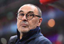 Sarri conferenza stampa Juventus Milan