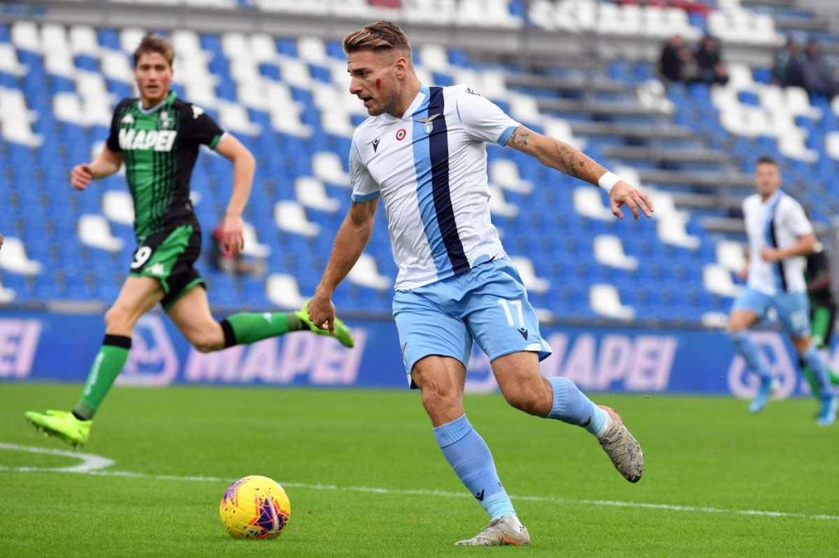 Highlights Sassuolo-Lazio