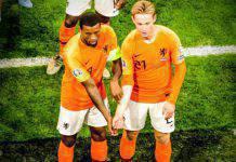 De Jong -Wijanldum, esultanza contro il razzismo - FOTO