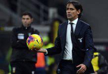 Simone Inzaghi conferenza stampa Lazio Celtic