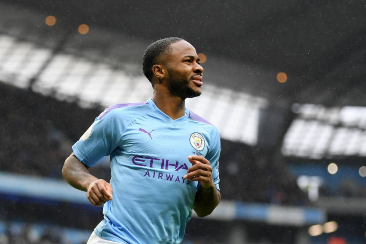 Sterling nel mirino del Real Madrid