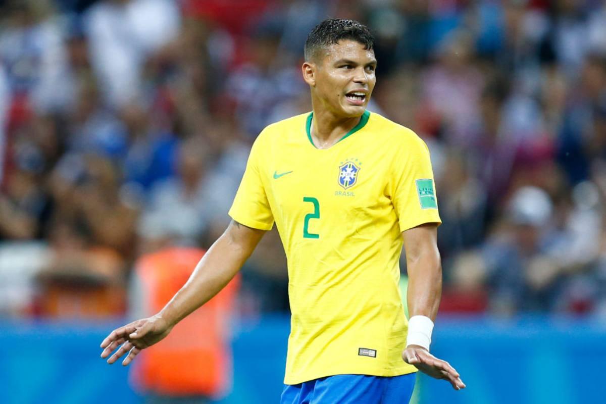Thiago Silva critica Lionel Messi