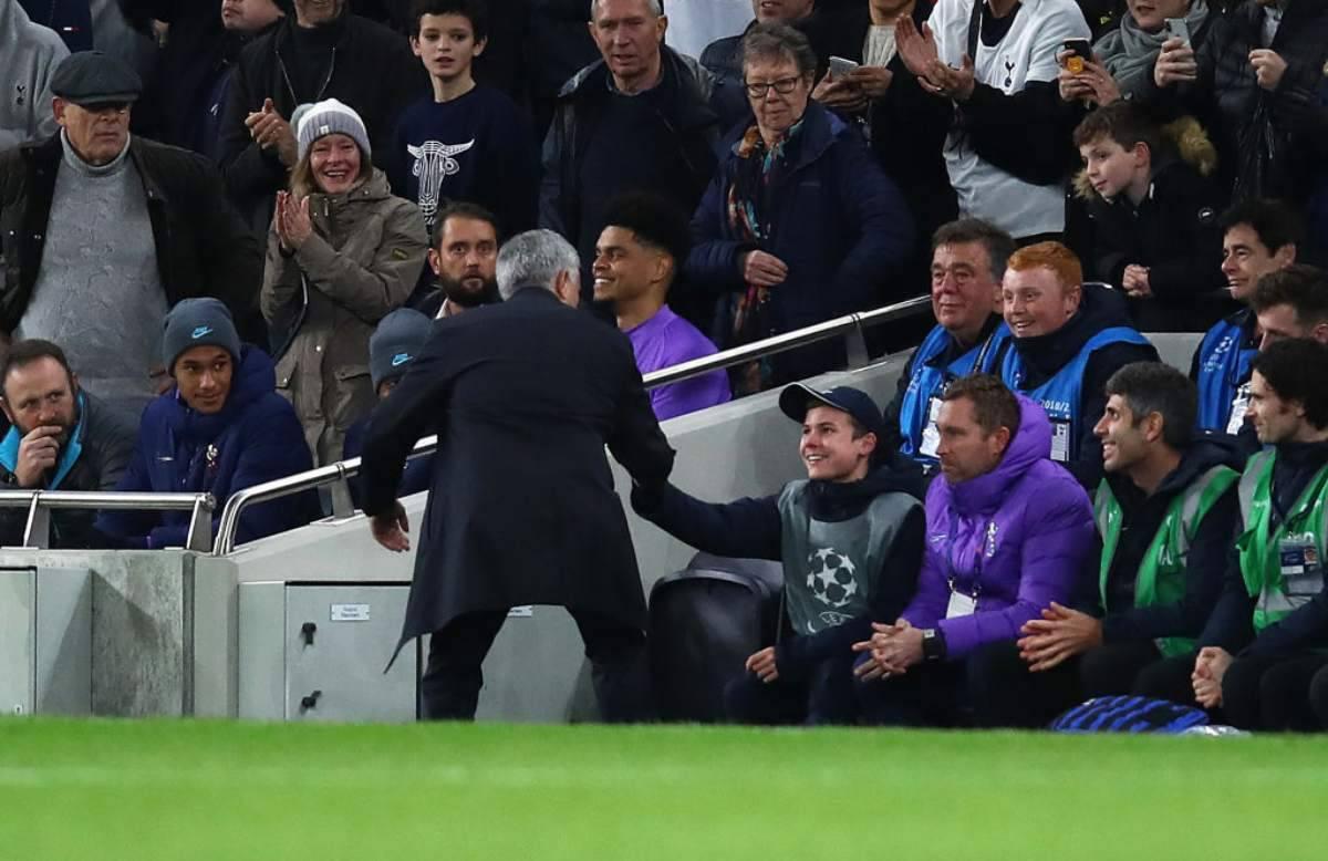Tottenham Raccattapalle
