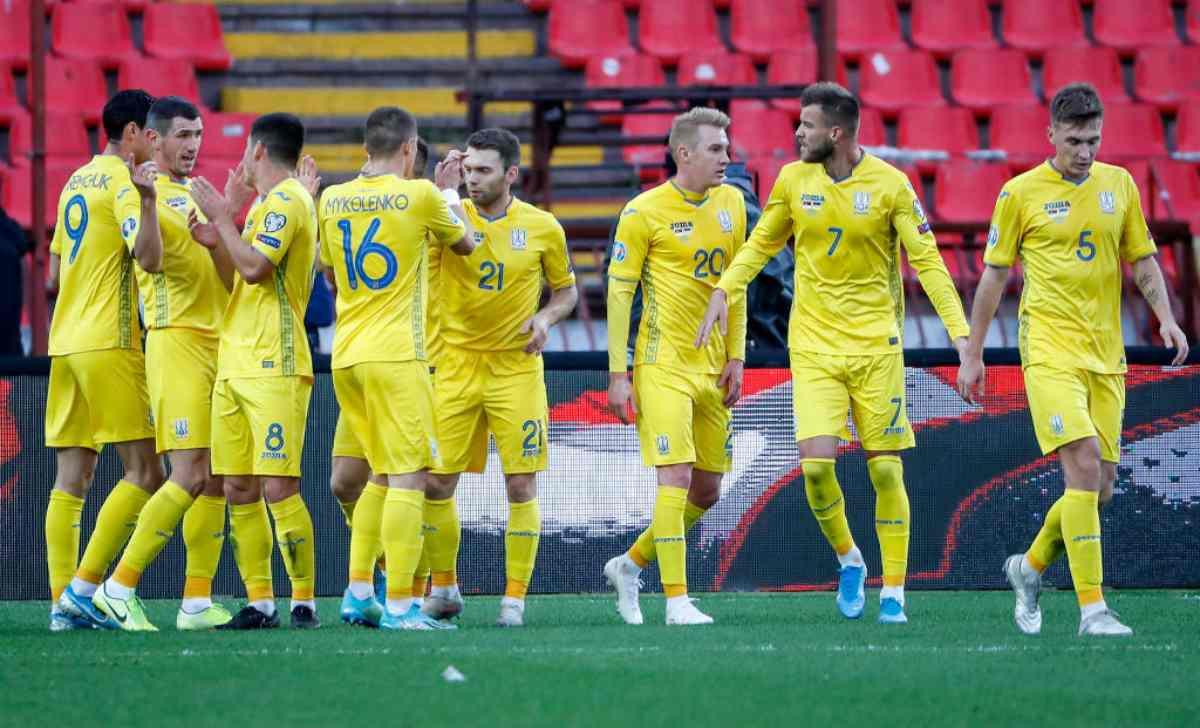 Ucraina qualificata per Euro 2020
