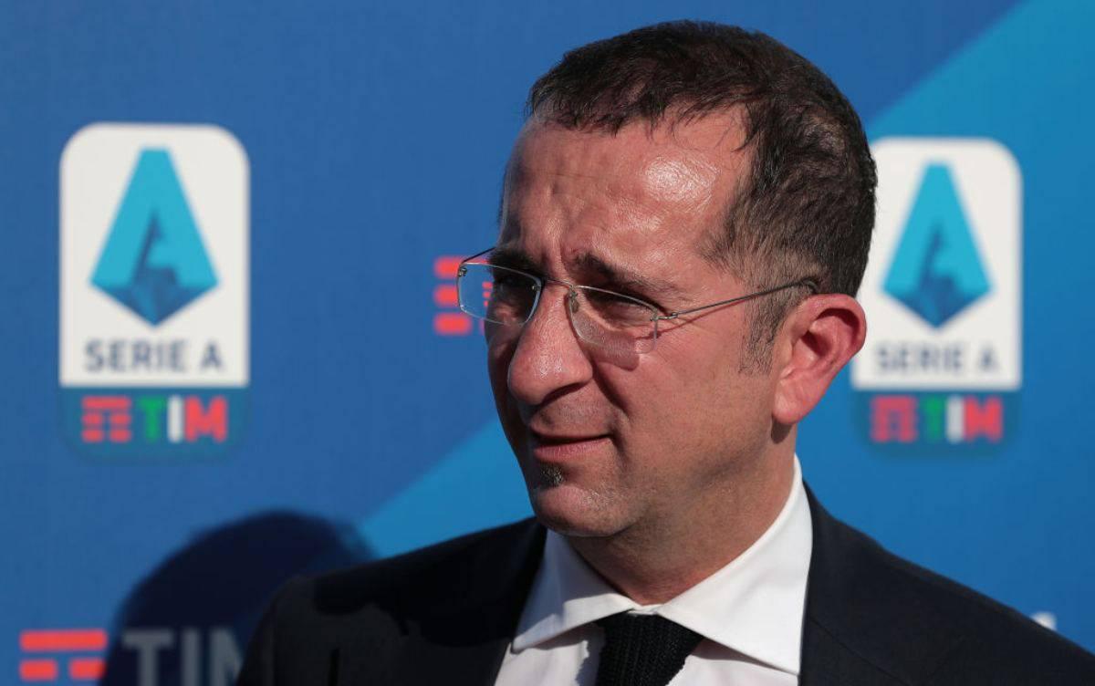Umberto Marino attacca l'arbitraggio di Sampdoria-Atalanta