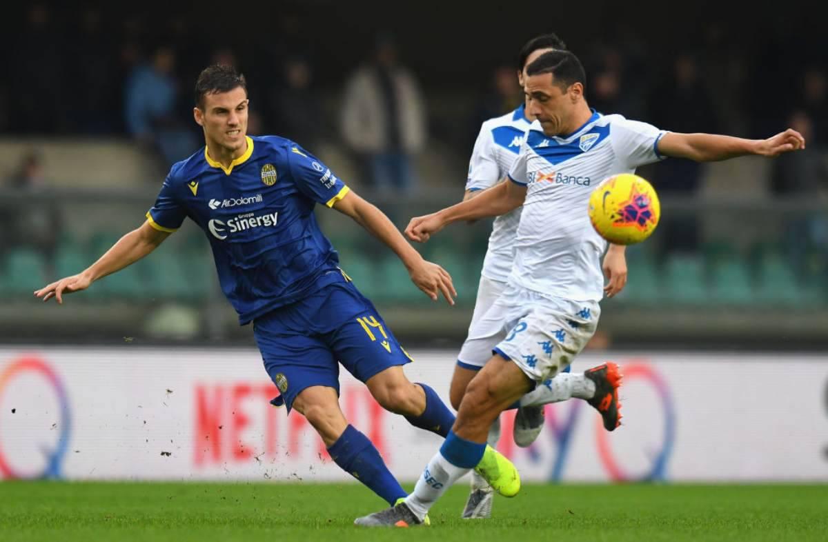 Verona-Brescia highlights