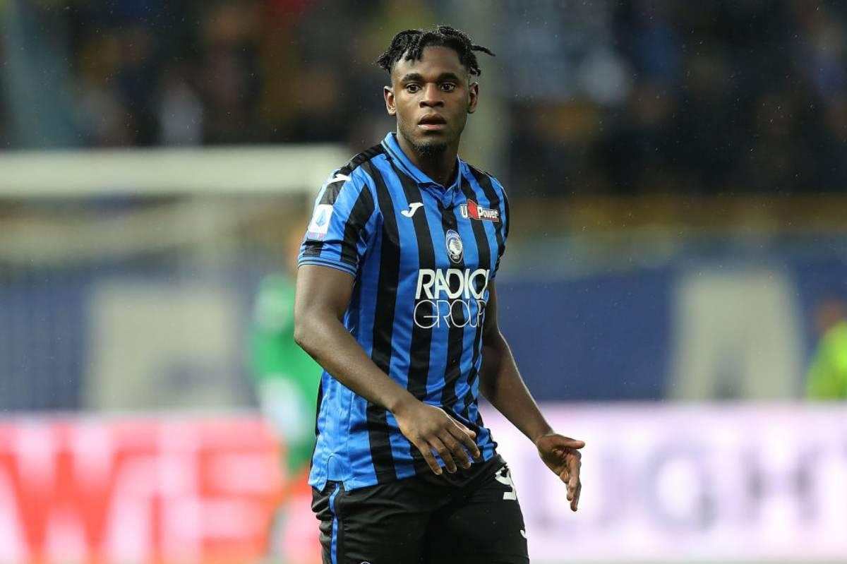 Duvan Zapata non convocato per Atalanta-Juventus