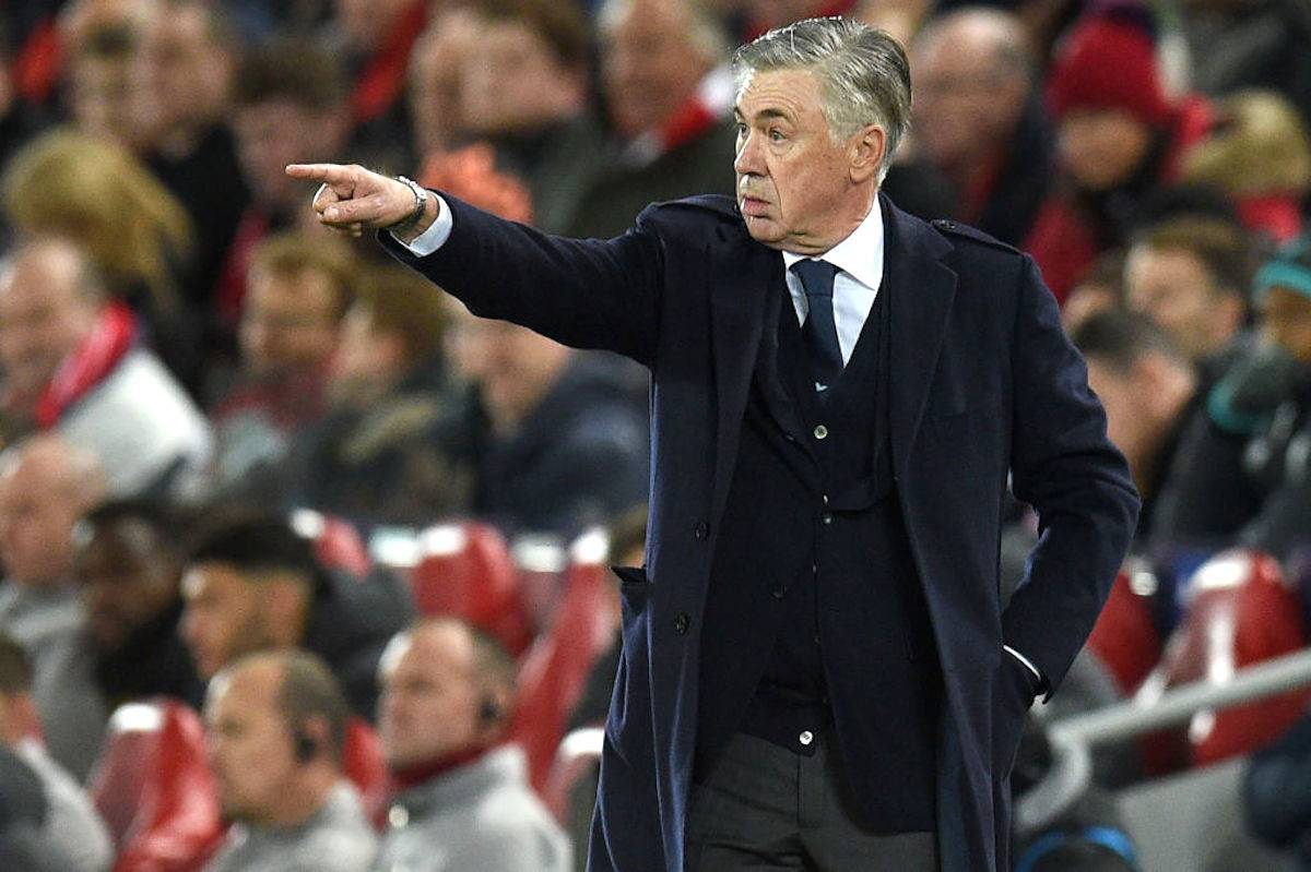 Napoli, Ancelotti a rischio esonero: De Laurentiis pensa a Gattuso