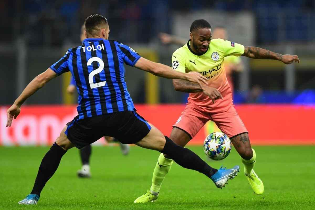 Atalanta-Manchester City, sfida di Champions