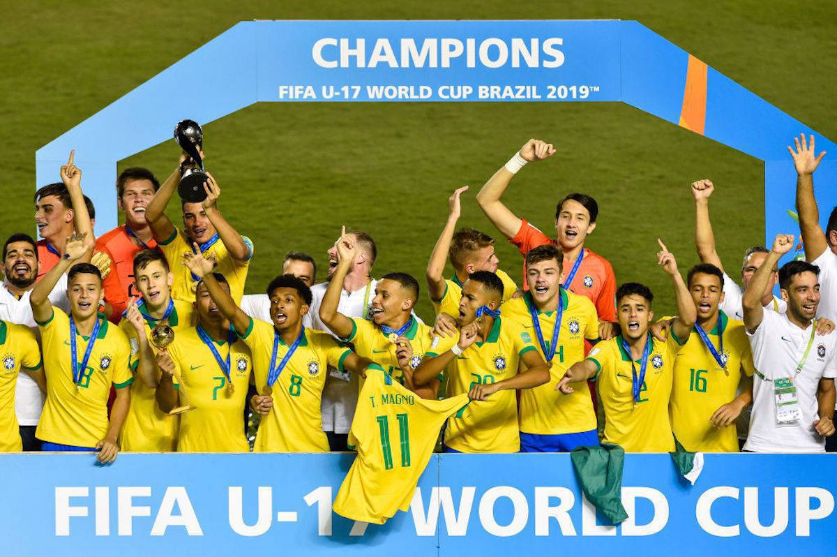 Mondiali Under 17, Brasile campione del mondo