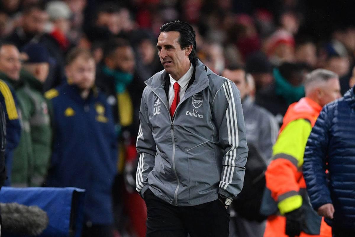 Arsenal, Emery verso l'esonero: ecco il suo sostituto