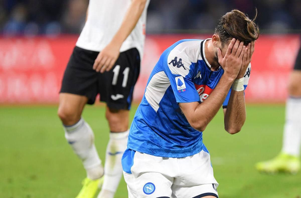 Napoli, allarme Fabian Ruiz: trattativa per il rinnovo interrotta