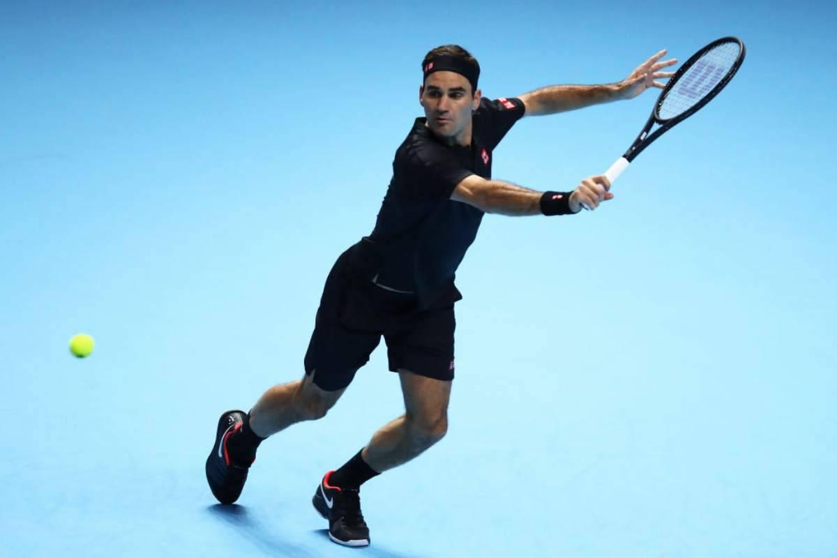 Federer-Djokovic, big match alle Atp Finals