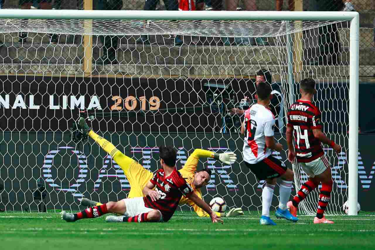 River Plate-Flamengo, video highlights Coppa Libertadores