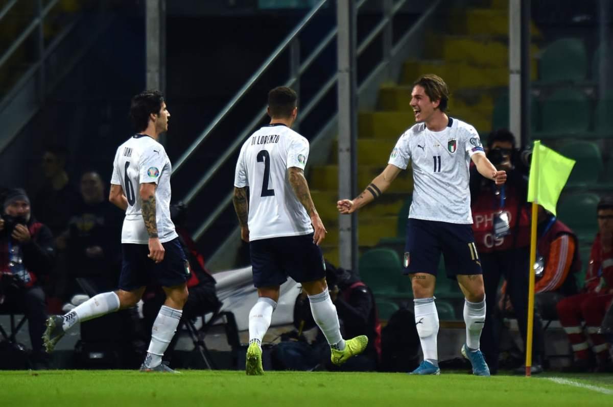 Italia-Armenia, qualificazioni Euro 2020