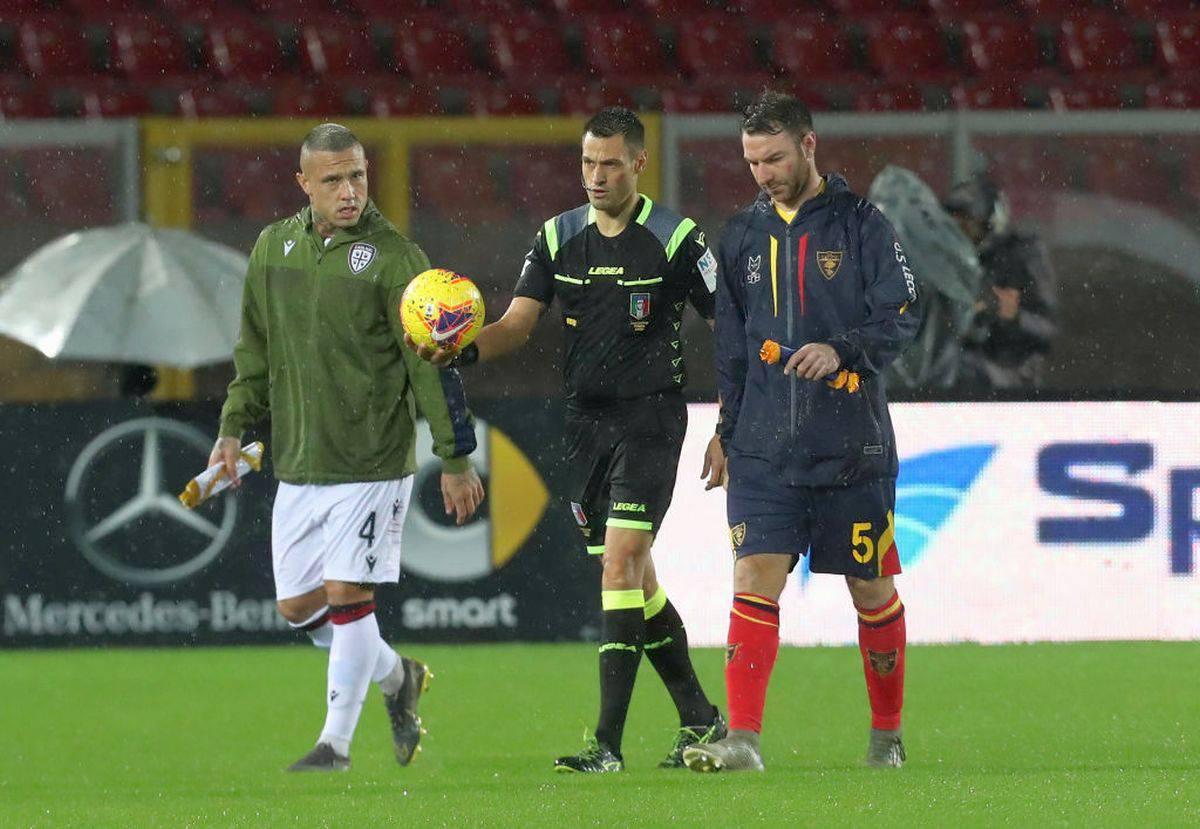 Lecce-Cagliari streaming gratis e diretta tv Dazn1, dove vedere il match oggi