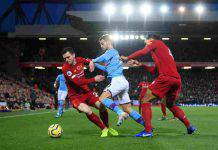Liverpool-Manchester City, big match di Premier League