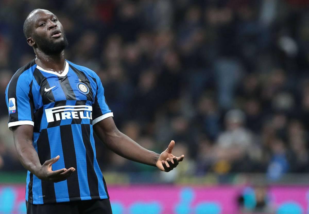 """Inter, Lukaku: """"Icardi? Non sento alcuna pressione"""""""