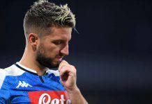 Inter, pressing su Mertens per giugno: niente rinnovo con il Napoli