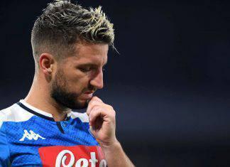 Calciomercato Inter su Mertens accelerata del Chelsea