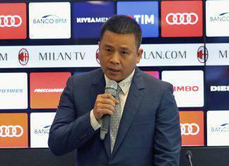 """Milan, Mr. Li spunta a sorpresa sui social: """"Se posso aiutarvi sono qui..."""". Ma è giallo"""