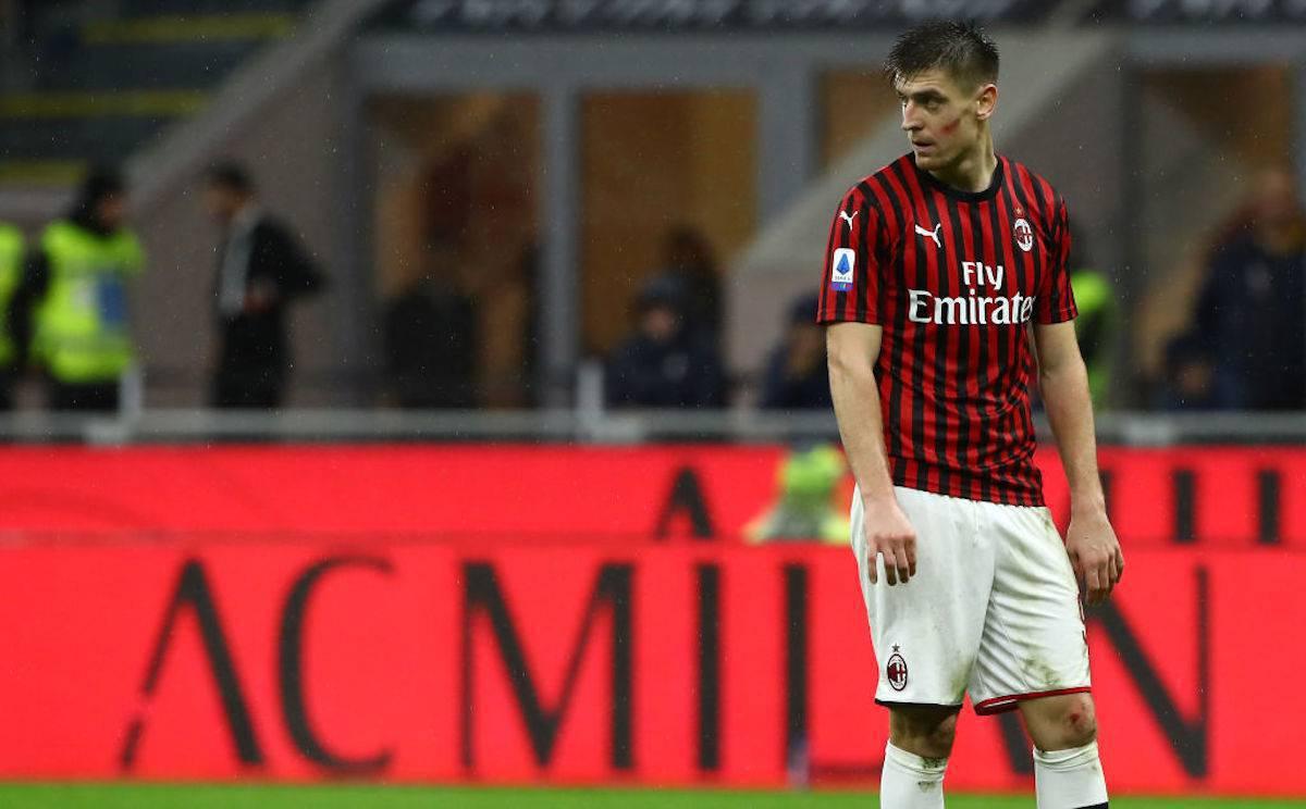 Milan, Piatek è un disastro: solo Ibrahimovic può risollevare l'attacco