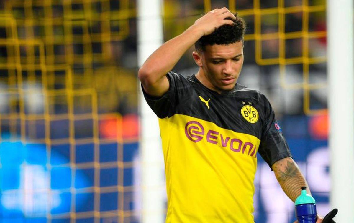 Borussia Dortmund, caso Sancho: il gioiellino sostituito dopo soli 36 minuti