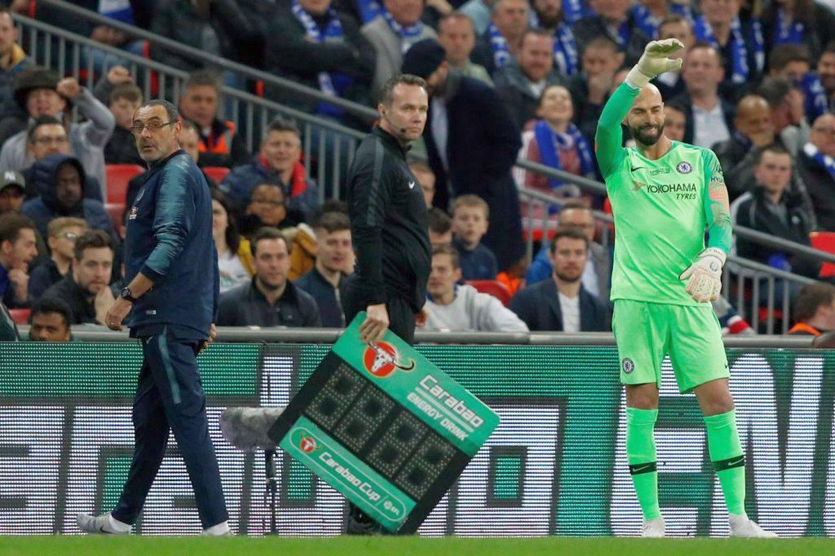 Cristiano Ronaldo, Insigne e Kepa: gli altri litigi più duri di Sarri