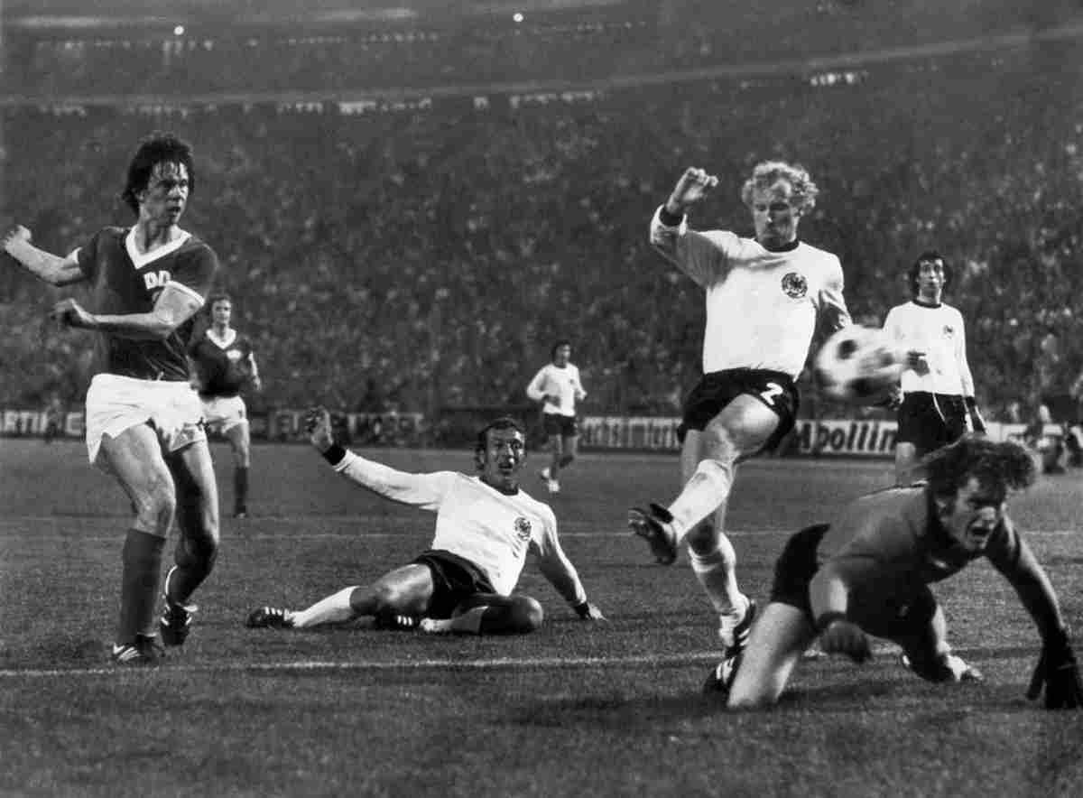 Fughe per la libertà: il calcio oltre il Muro di Berlino