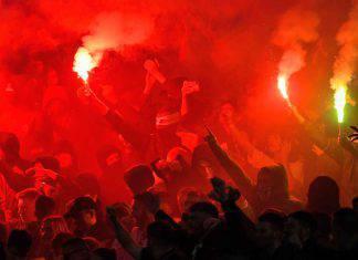 Lazio, tifoso Celtic derubato: due tifosi in manette