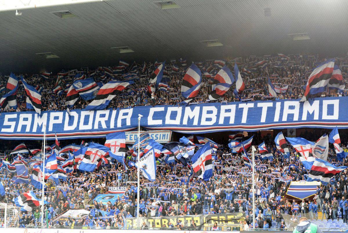 Sampdoria-Udinese, maltempo: allerta rossa a Genova. Per ora si gioca
