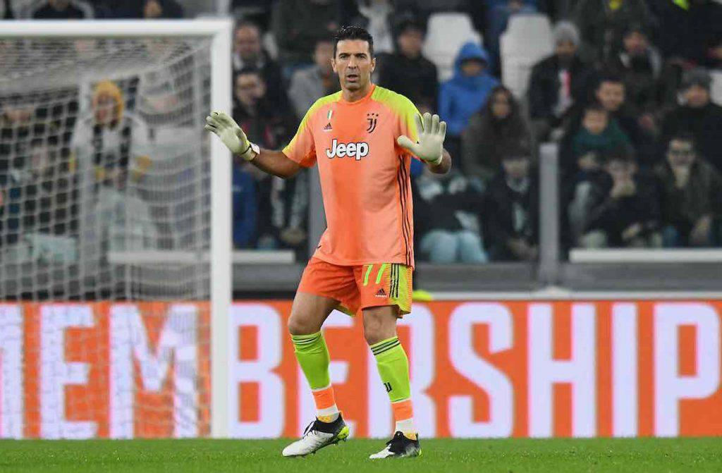 Altro record per Gigi Buffon