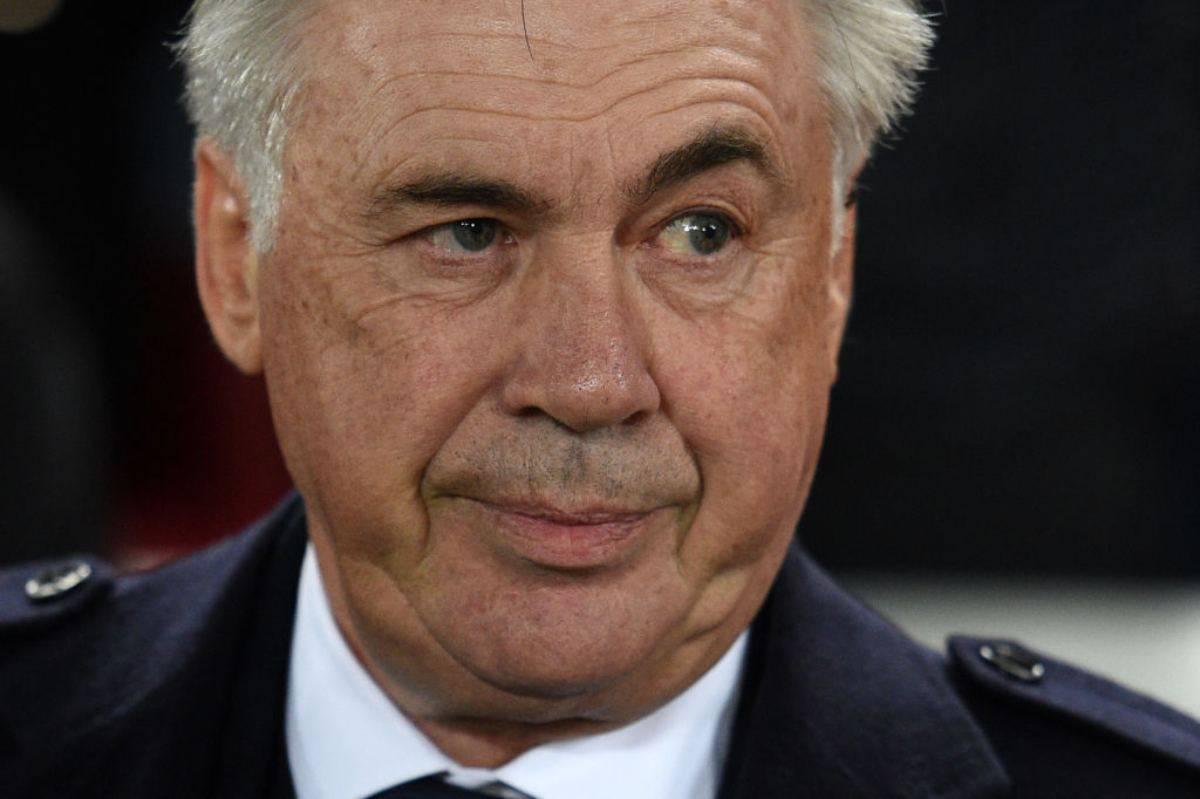 Carlo Ancelotti ha una clausola per rescindere con il Napoli