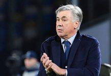Ancelotti, il saluto al Napoli sui social
