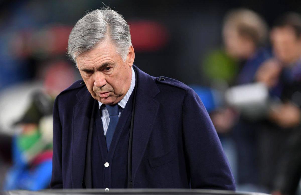 Ancelotti corteggiato da Arsenal ed Everton