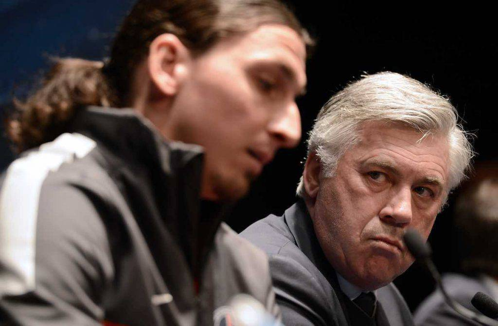 Ancelotti chiama Ibrahimovic all'Everton