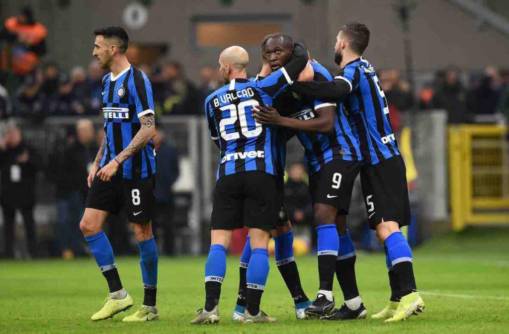 Anticipazioni sulla nuova maglia dell'Inter