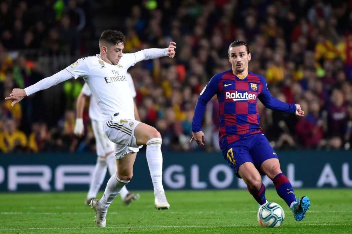 LIVE Barcellona-Real Madrid, risultato in tempo reale