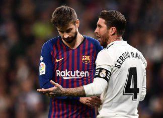Barcellona Real Madrid rinvio