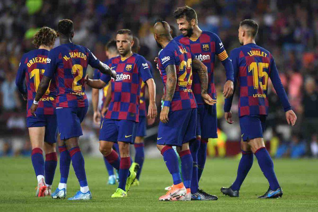 Barcellona, un big salta il Classico per motivi disciplinari