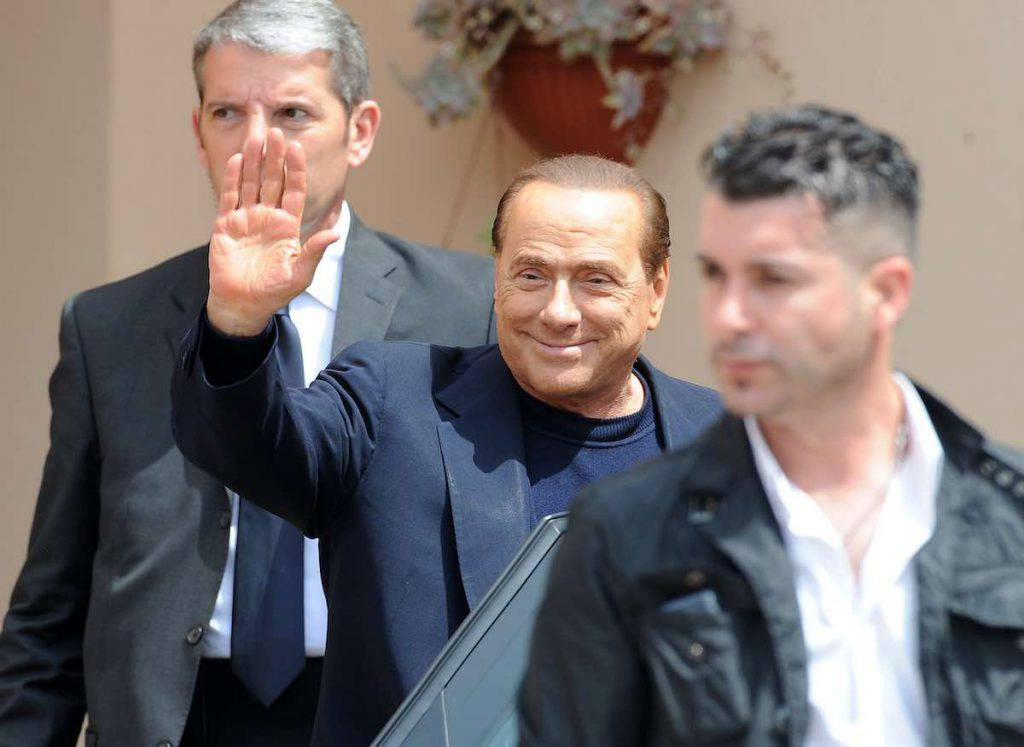 Berlusconi, stoccata al Milan