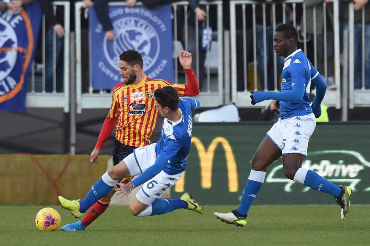 Highlights Brescia-Lecce