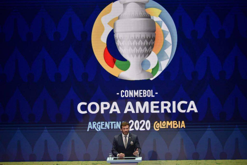 Copa America 2020, nuova formula