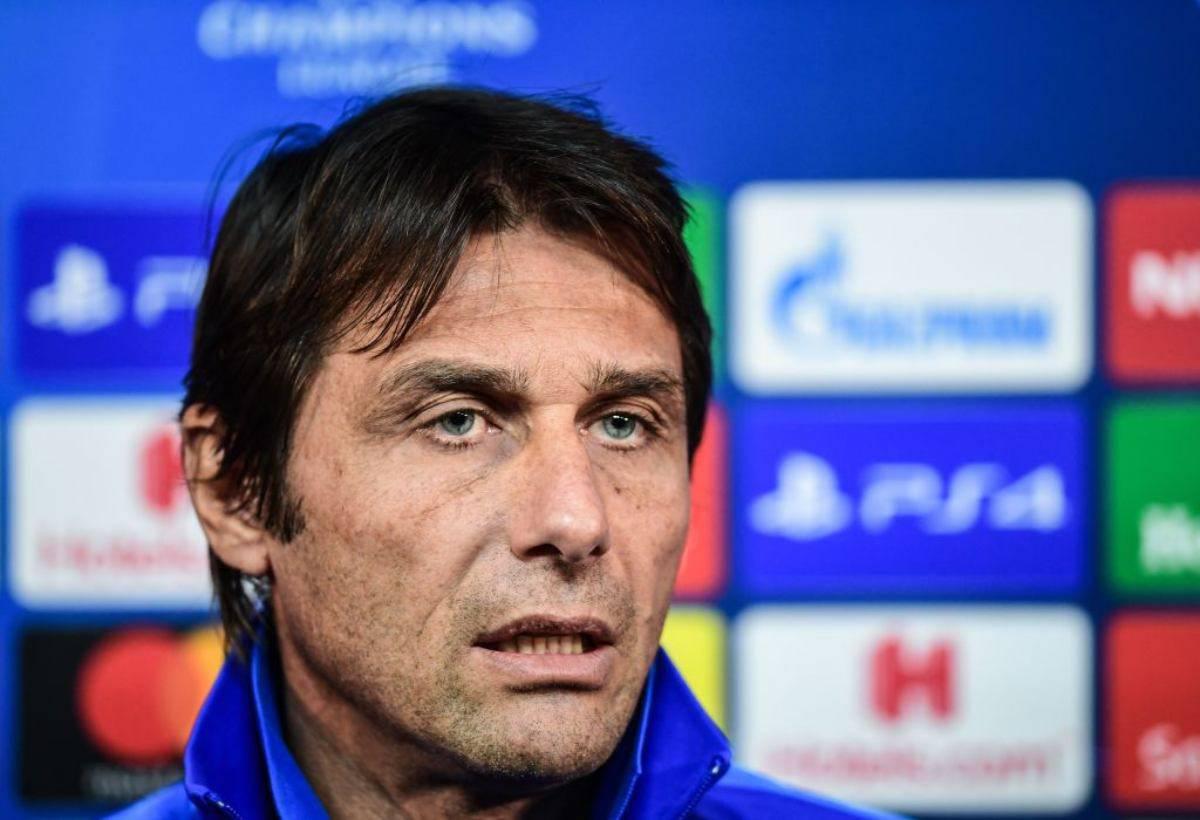 Conte Inter Barcellona
