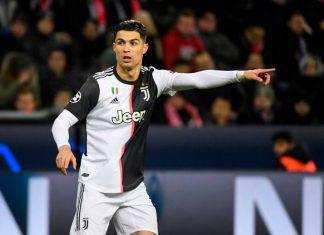Cristiano Ronaldo sfida una squadra per la finale di Champions