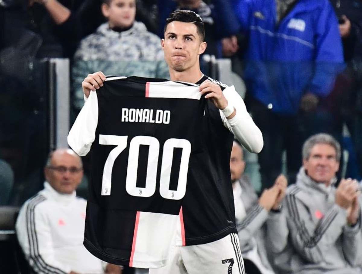 Cristiano Ronaldo, raggiunta quota 700 gol in carriera nel 2019